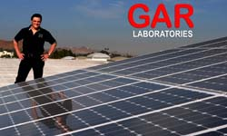 GAR Solar Panels - Tom Raffy